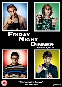 Friday Night Dinner - Series 1-3