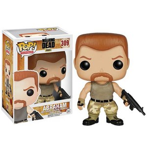 The Walking Dead Abraham Funko Pop! Vinyl Figur
