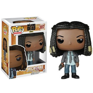 Figura Pop! Vinyl The Walking Dead - Michonne