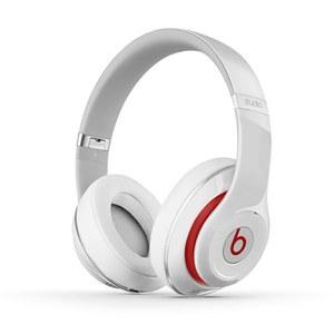 Beats by Dr. Dre: Studio Over-Ear Headphones - White