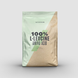 Myprotein Vegan L Leucine Powder, Unflavoured, 500g