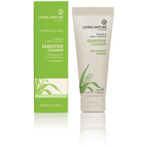 Nettoyant Sensitive de Living Nature (100ml)