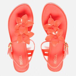 Melissa Women's Solar Hawai Sandals - Coral Pop