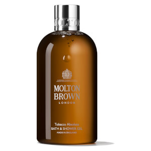 Molton Brown Tobacco Absolute -kylpy- ja suihkugeeli (300ml)