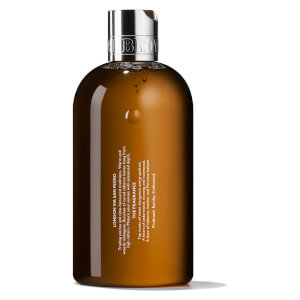 Molton Brown Tobacco Absolute Bath and Shower Gel (300ml): Image 2