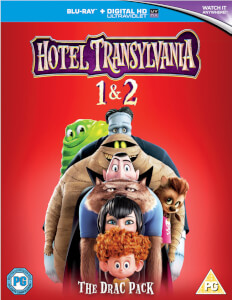 Hotel Transylvania 1 and 2