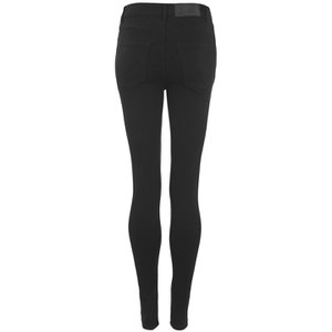 Cheap Monday Women's Second Skin High Waisted Skinny Jeans - New ...