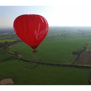 National 7 Day Anytime Virgin Hot Air Balloon Ride