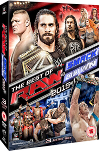 WWE: The Best Of Raw and Smackdown 2015