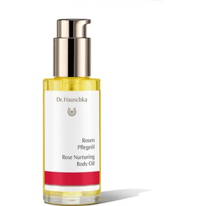 Dr. Hauschka Rose Nurturing Body Oil (75 мл)