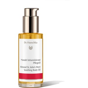 Dr. Hauschka Almond St. John's Wort Soothing Body Oil (75ml)
