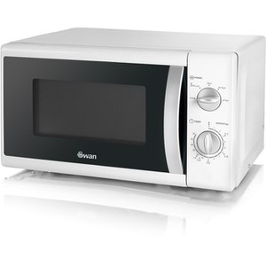 Swan SM40010N 800W Solo Microwave - White