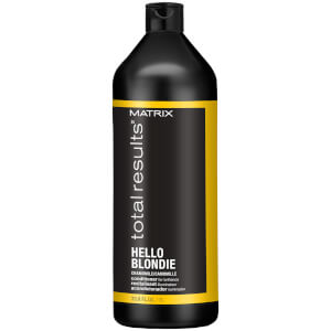 Matrix Total Results Hello Blondie balsamo per capelli chiari (1000 ml)