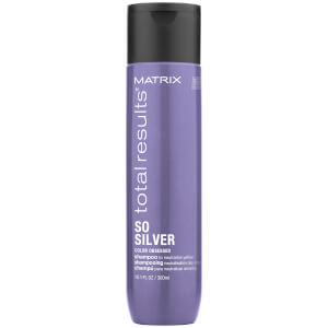 Matrix Total Results Color Obsessed So Silver balsamo per capelli grigi e biondi colorati (300 ml)