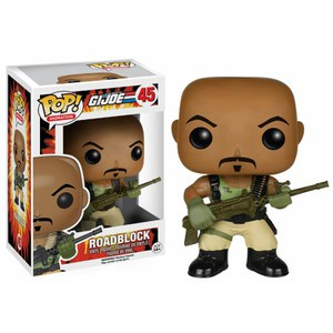 Figurine G.I. Joe Roadblock Pop! Vinyl