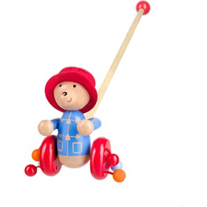 Orange Tree Toys Paddington Push Along