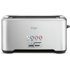 Sage by Heston Blumenthal The 'Bit More' 4 Slice Toaster