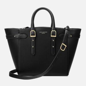 Aspinal of London Women's Marylebone Medium Tote Bag - Black