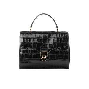 Aspinal of London Women's Mayfair Tote Bag - Black