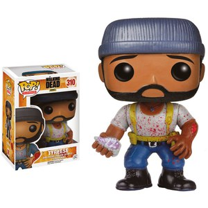 The Walking Dead Tyreese Bitten Arm Figurine Funko Pop!