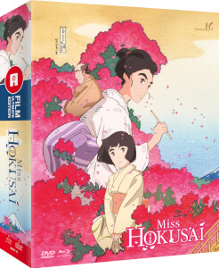 Miss Hokusai - Collector's Edition