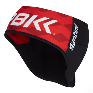 PBK Santini Head Band - Red/White/Black