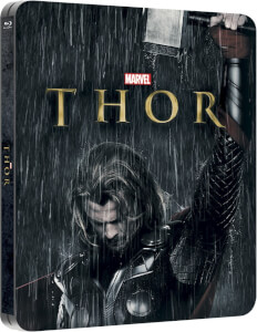 Thor - Steelbook Exclusivo de Edición Limitada