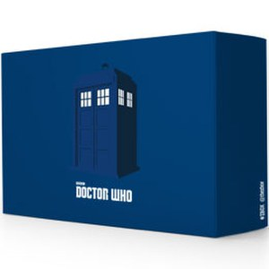 Doctor Who Coffret Collector Tardis
