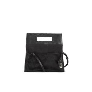 BeckSöndergaard Women's Handa Leather Crossbody Bag - Black