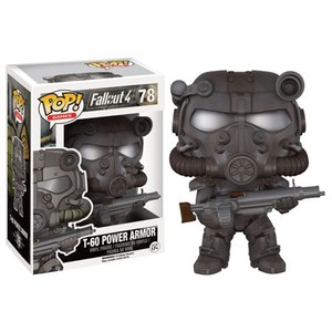 Figurine Pop! Vinyl Fallout 4 T-60 Power Armor