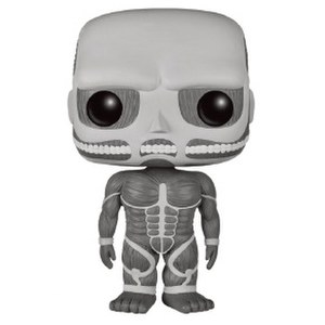 Attack on Titan Colossal Limited Edition Schwarzweiß 15cm Funko Pop! Figur