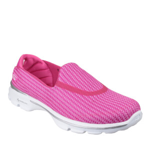 Skechers Women's GOwalk 3 Pumps - Pink
