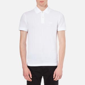 BOSS Green Men's C-Firenze-Logo Polo Shirt - White