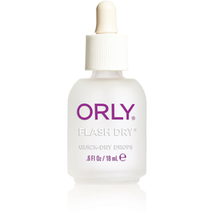 Secante Flash Dry Drops de ORLY (18 ml)