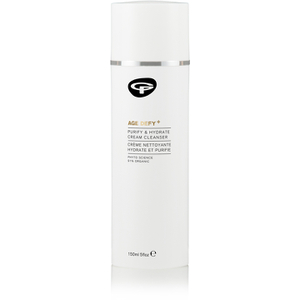 Crema limpiadora purificante Age Defy+ de Green People (150 ml)
