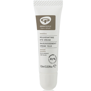 Green People Neutral/Scent Free Rejuvenating Eye Cream odmładzający krem pod oczy, bezzapachowy (10 ml)