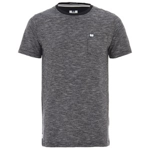 Weekend Offender Men's Catalan T-Shirt - Black/Ghost