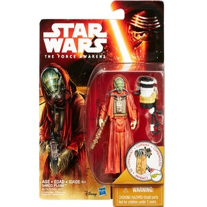 Figurine Star Wars: Le Réveil de la Force Sarco Plank