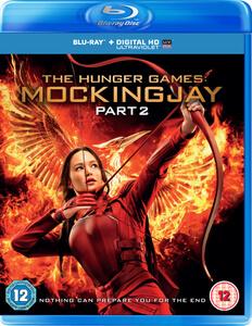 The Hunger Games: La Révolte Partie 2 (+Ultraviolet)