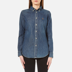 Polo Ralph Lauren Women's Harper Shirt - Blaine Wash