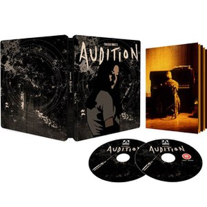 Takashin Mike's Audition - Zavvi UK Exclusive Limited Edition Steelbook