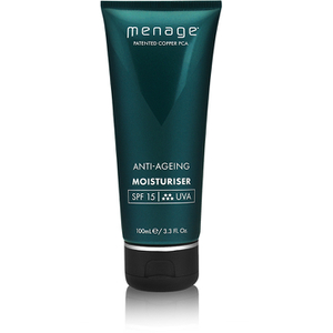 Menage Anti-Ageing Moisturiser SPF15(100ml)