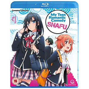 My Teen Romantic Comedy SNAFU Complete Season 1 Collection - Episodes 1-13