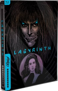 Labyrinth - Zavvi Exclusive Mondo X Steelbook