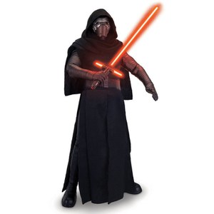 Thinkway Toys Star Wars: Episode VII Sound and Light Up Kylo Ren 17 inch Figure