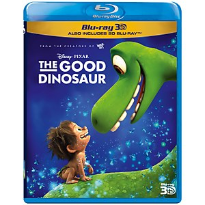 The Good Dinosaur 3D (Includes 2D Version)