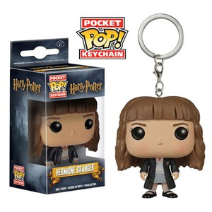 Harry Potter Hermione Pocket Pop! Vinyl Key Chain
