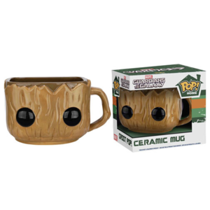 Marvel Guardians of the Galaxy Groot Pop! Home Tasse