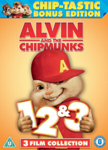 Alvin & The Chipmunks 1-3 Collection (Includes Bonus Disc)
