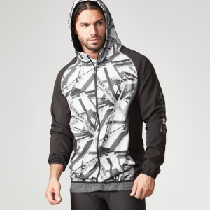 Myprotein Men's Running Jacket - Black